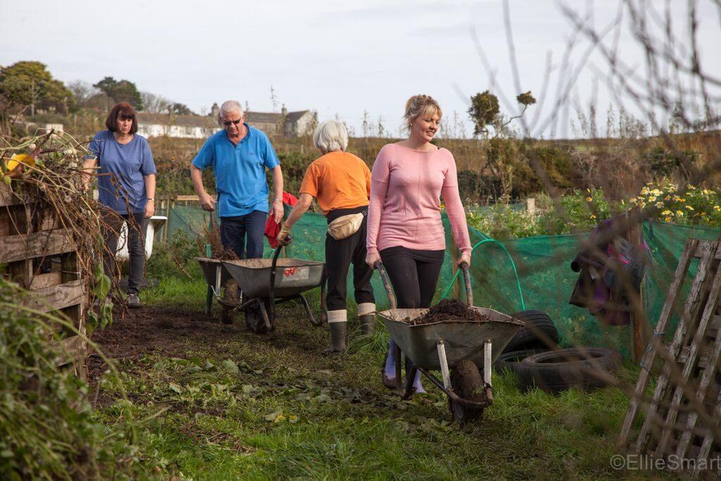 Compost! (Photo: Ellie Smart)