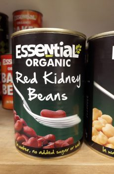Red Kidney Beans - Essential Organic